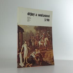 náhled knihy - Dějiny a současnost (kulturně historická revue č. 3/90)