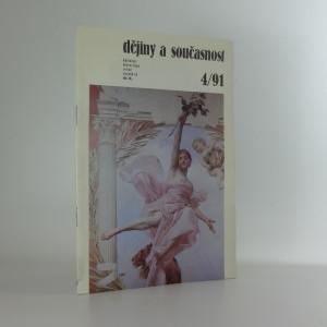náhled knihy - Dějiny a současnost (kulturně historická revue č. 4/91)