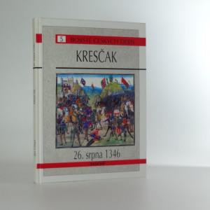 náhled knihy - Kresčak 26. srpna 1346