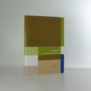 náhled knihy - Metafyzika antiindividualismu