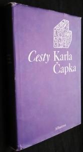 náhled knihy - Cesty Karla Čapka : pro větší názornost s obrázky autorovými