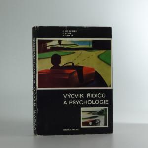náhled knihy - Výcvik řidičů a psychologie