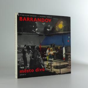 náhled knihy - Barrandov - město divů