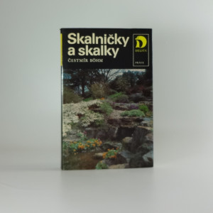 náhled knihy - Skalničky a skalky