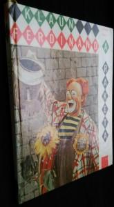 náhled knihy - Klaun Ferdinand a raketa : jedno z mnoha Ferdinandovských dobrodružství podle vyprávění papouška Roberta