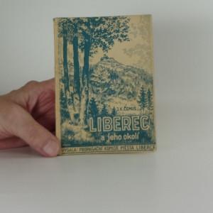 náhled knihy - Liberec a jeho okolí : stručný průvodce po metropoli českého severu a nejbližším okolí