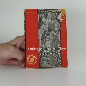 náhled knihy - Z minulosti karetní hry v Čechách : Několik stránek z kulturní historie