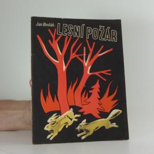 náhled knihy - Lesní požár