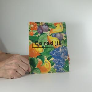 náhled knihy - Co rád jíš