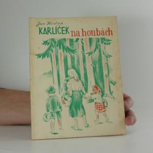náhled knihy - Karlíček na houbách