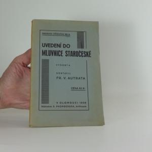 náhled knihy - Uvedení do mluvnice staročeské
