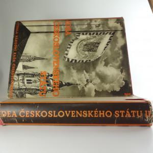 náhled knihy - Idea československého státu. (2 díly ve dvou svazcích)