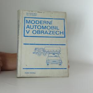 náhled knihy - Moderní automobil v obrazech