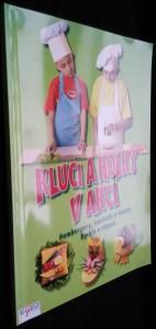náhled knihy - Kluci a holky v akci : [hamburgery, sendviče a toasty : rychle a vtipně]
