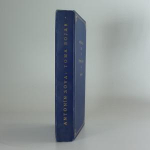 náhled knihy - Dílo Antonína Sovy. 7, Tóma Bojar