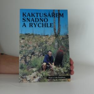náhled knihy - Kaktusářem snadno a rychle