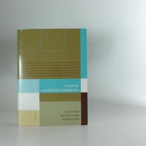 náhled knihy - Modality v analytické metafyzice