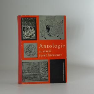 náhled knihy - Antologie ze starší české literatury