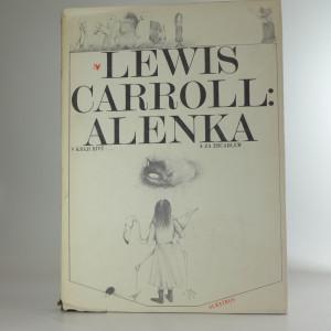 náhled knihy - Alenka v kraji divů a za zrcadlem : pro čtenáře od 6 let