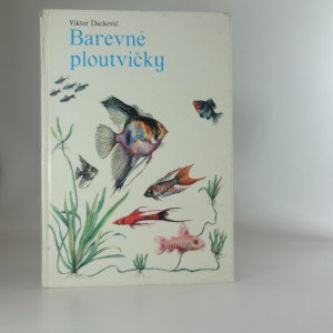 náhled knihy - Barevné ploutvičky