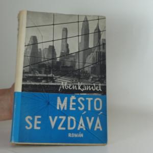 náhled knihy - Město se vzdává : [Román]
