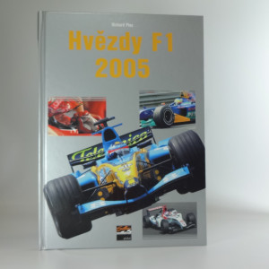 náhled knihy - Hvězdy F1 2005