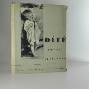 náhled knihy - Dítě v umění výtvarném - Duše a tvář dítěte v malířství a sochařství