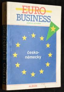 náhled knihy - Euro business jazykový průvodce česko-německy
