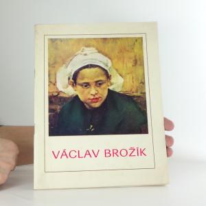 náhled knihy - Brožík Václav