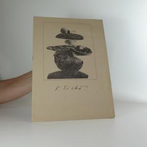 náhled knihy - Václav Sivko grafika kresby ilustrace