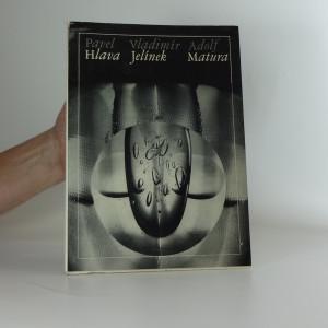 náhled knihy - Matura, Hlava, Jelínek: Tři čeští skláři umělci