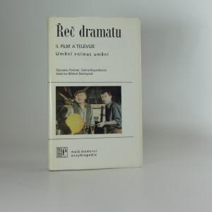 náhled knihy - Řeč dramatu : (umění vnímat umění). II, Film a televize