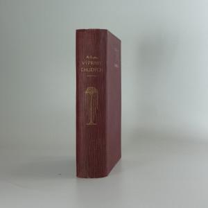 náhled knihy - Výpravy chudých : z kroniky osamělého studenta