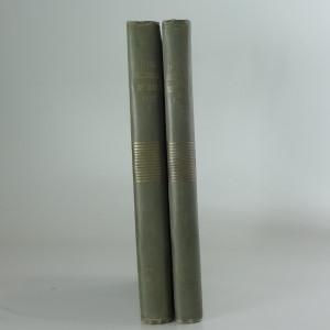 náhled knihy - U snědeného krámu : líčení z pražského života (dva svazky)