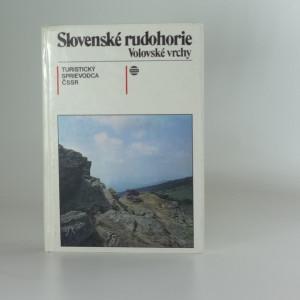 náhled knihy - Slovenské rudohorie, Volovské vrchy