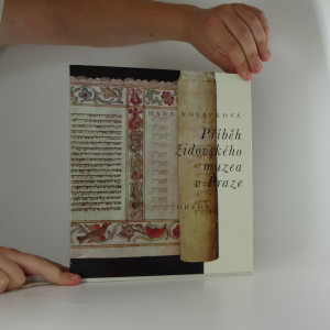 náhled knihy - Příběh Židovského muzea v Praze