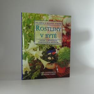 náhled knihy - Rostliny v bytě : základní pomocník při výběru a péči o pokojové rostliny