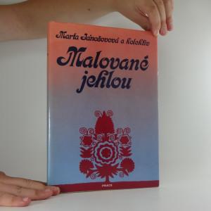 náhled knihy - Malované jehlou