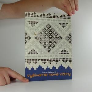 náhled knihy - Vyšívame nové vzory