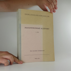 náhled knihy - Augustiniánské kláštery, díl I.
