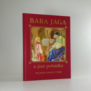 náhled knihy - Baba Jaga a jiné pohádky