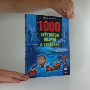 náhled knihy - 1000 světových objevů a vynálezů