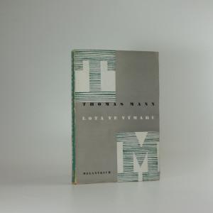 náhled knihy - Lota ve Výmaru
