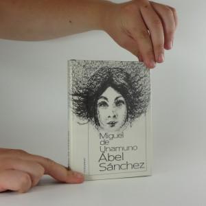 náhled knihy - Ábel Sánchez