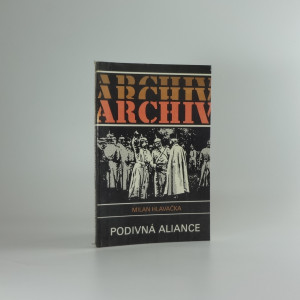 náhled knihy - Podivná aliance