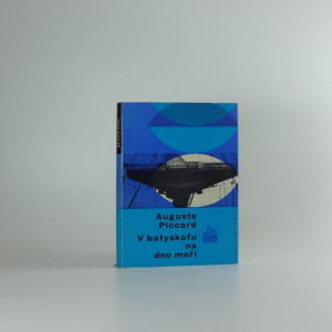 náhled knihy - V batyskafu na dno moří