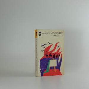 náhled knihy - Leonardo da Vinci, Díl II.