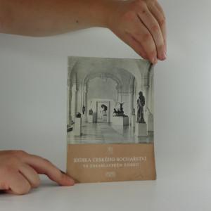 náhled knihy - Sbírka českého sochařství ve zbraslavském zámku