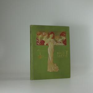 náhled knihy - Dívčí svět 1900