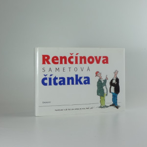 náhled knihy - Renčínova sametová čítanka